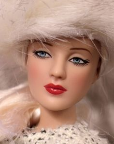 Tonner Antoinette Chilled 16 inch Doll Mint in Box