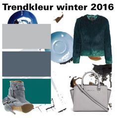 Kleuren winter 2016