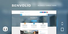 Review Benvolio - A Business Tumblr ThemeThis site is will advise you where to buy