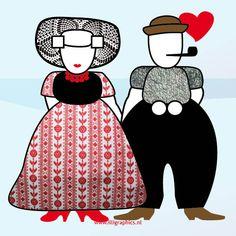 I love Zeeland Pop Art, Play Poster, Gravure Illustration, Holland Netherlands, Canvas Poster, Coming Home, Black Bear, Folklore, Printing On Fabric
