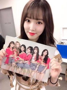 Kpop Girl Groups, Kpop Girls, Gfriend Yuju, Popteen, G Friend, Twitter Update, Pop Group, Photo Cards, Music Videos