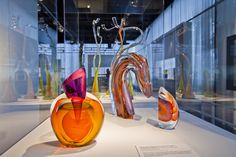 The Corning Museum of Glass is home to the world's most comprehensive and celebrated collection of glass. Explore the galleries to discover 3,500 years of glass art and history.
