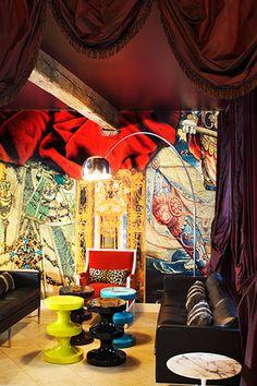 Whimsical Wonderland – Hotel du Petit Moulin