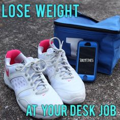 Lose Weight at a Desk Job: 9 Ways to Whittle Your Waist While You Work