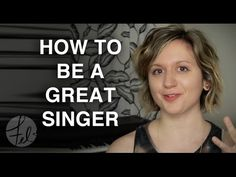 How to Be a Great Singer Using Musical Phrasing - Felicia Ricci