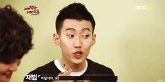 Jay Park  awe ahaha jay you are so cute!