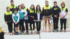Una palista del Club Piragüismo Cuenca se proclama campeona de España en Sevilla