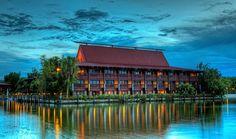 Disney Resorts - The Polynesian