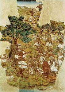 Χατζημιχαήλ Θεόφιλος – Theofilos Chatzimichail [1868-1934] | paletaart - Χρώμα & Φώς Greek Paintings, 10 Picture, Pictures, 1930, Painters, Folk, Costume, Artist, Albania