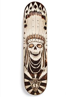 The Daily Board   Skate deck everyday