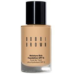 Bobbi Brown Moisture Rich Foundation
