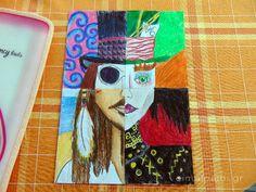 Οι ζωγραφιές της Νικολέτας | Είμαι παιδί