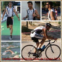 Triatlon Olimpico Skoda Casa de Campo Madrid 2015