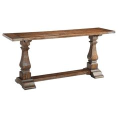 Coast to Coast Imports Console Table : Available through our showroom