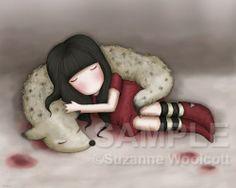 perro y nena