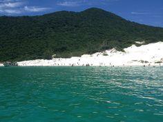 Praia do Forno( Arraial do Cabo) RJ