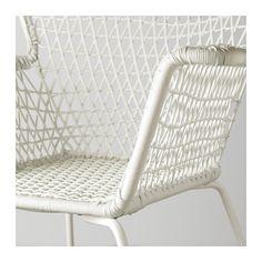 HÖGSTEN Nojatuoli, ulkokäyttöön  - IKEA