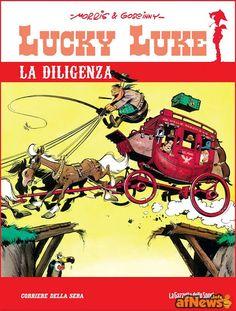 Vetrina BD 24 agosto 2015: Lucky Luke Gold Edition e il resto! - http://www.afnews.info/wordpress/2015/08/24/vetrina-del-24-agosto-2015/