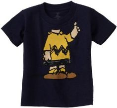 Peanuts Boys 2-7 Linus Headless Toddler License T-Shirt