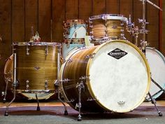 Craviotto USA Custom Shop 3-Piece in Walnut - Drums - Cymbals - Percussion - The UK finest online percussion store - Drumshop UK