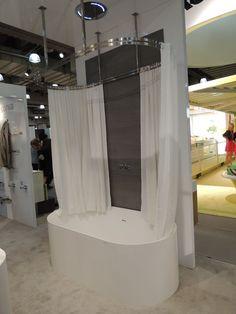 Hastings Atmosfere tub on display at ICFF 2012.