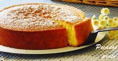 Consiga um delicioso bolo de iogurte  sem adição de óleo ou outro tipo de gordura. Veja aqui a receita