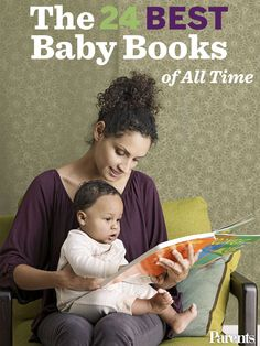 Want baby to smile? Learn shapes? Calm down before bed? #Books can do it all! Check out these top options for the under-1 set, all selected by leading children's librarians.