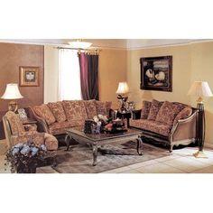 Ashley Furniture Living Room | ... Antique Living Room Set Signature ...