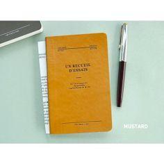 Iconic Essay Book v. 2 // Mustard