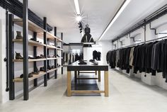 The world's finest avant-garde designers curated by Wolfensson · Fast worldwide shipping · Boris Bidjan Saberi · Rick Owens · Isaac Sellam · . Vienna, Shelving, Archive, The Unit, Design, Home Decor, Projects, Shelves, Decoration Home