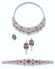 Jewelry Suite  Harry Winston  Christie's