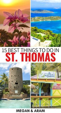 Us Virgin Islands Vacation, St Croix Virgin Islands, St Thomas Virgin Islands, The Virgin Islands, St Thomas Vacation, St Thomas Usvi, Water Island, Vacation Trips, Vacation Wishes