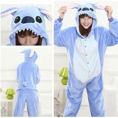 New Adults Flannel Pajamas Onesies Pyjama Animal Suits Cosplay Costumes Adult Garment Cartoon Animal Pajamas Unisex S M L XL