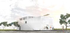 Maison Citrohan | Le Corbusier | Architectural Visualisation Ernani Gomes