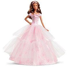 Barbie Birthday Wishes 2016 Barbie Doll Light Brunette Ba... https://smile.amazon.com/dp/B014DEIBT0/ref=cm_sw_r_pi_dp_x_wz3pyb0Z4S3W6