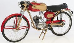 demm motorcycle | ... images about Brommers on Pinterest | Ducati, Engine and Motorcycles