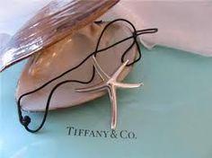 tiffany & co starfish necklace