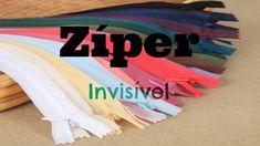 Zíper Invisível