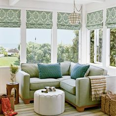 Coastal Home: Inspirations on the Horizon: Coastal cozy spaces