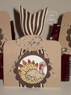 Thanksgiving favors
