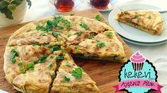 Kıymalı Patatesli Tava Böreği / (Nefis Börek Harcını Mutlaka Deneyin) | Ayşenur Altan - YouTube
