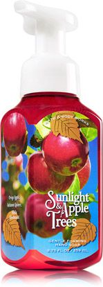 Sunlight & Apple Trees Gentle Foaming Hand Soap - Soap/Sanitizer - Bath & Body Works