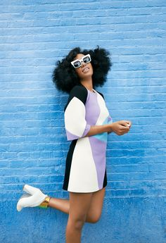 """I think about all of those phases that I went through and the ridicule and whatever that I experienced. And I can't think of one time where I ever felt like I was going to break."" - Solange"