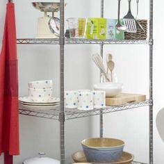 14 best kitchen organisation images adjustable wall shelving easy rh pinterest com