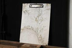 Tapeten-Klemmbrett A4 Paper, Stationery Set, Boards, Wallpapers