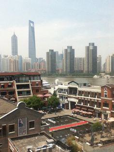 Shanghai South Bund