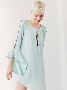 Georgine Mini Dress at Free People Clothing Boutique
