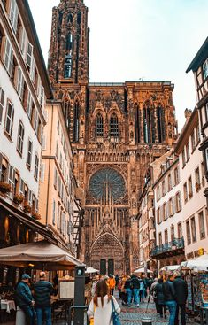 Joie de vivre meets gemütlich in this city with a French soul, German trimmings, and a whole lot of charm! If you love wine, storybook houses, and great food, you'll love Strasbourg. Here are the best things to see and do in Strasbourg.