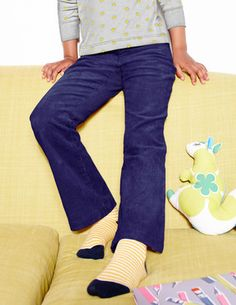 I've spotted this @BodenClothing Cord Bootleg Jeans