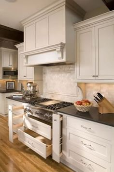 Historic home in this St. Paul kitchen remodel shows off unique storage solutions